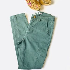 a new day Jeans - A NEW DAY Stretch Elastizado Green Jeans